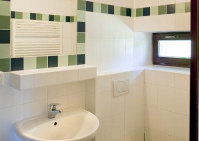 Apartmán č. 1 Koupelna